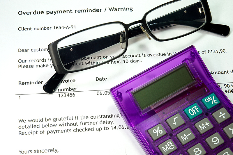 Debt Collection Laws in Harrogate North Yorkshire